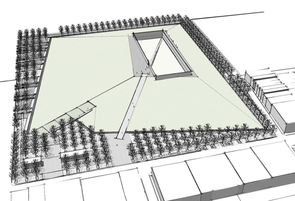 First Prize and implementation, international design competition, 228 National Memorial Park, Taiwan, 2006 – 2012